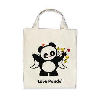 Love Panda® Tote Bags