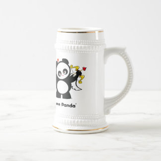 Love Panda® Beer Steins