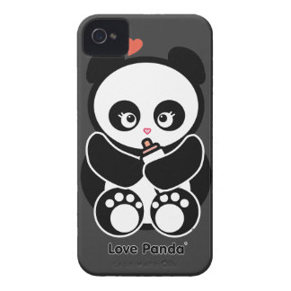 Love Panda® BlackBerry Bold Case-Mate Barely There iPhone 4 Case-Mate Cases