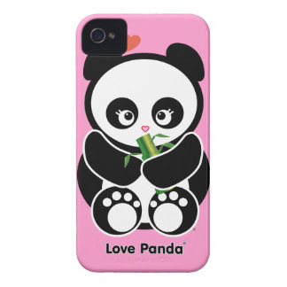 Love Panda® BlackBerry Bold Case-Mate Barely There