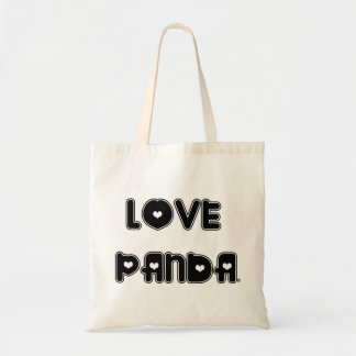 Love Panda® Budget Tote Bag