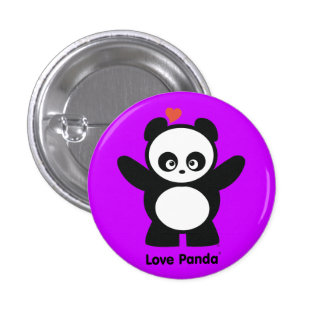 Love Panda® Button