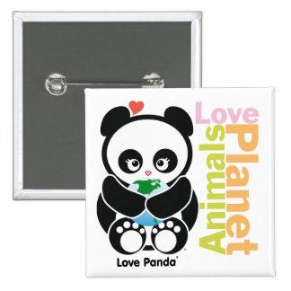 Love Panda® Button