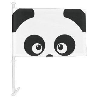 Love Panda® Car Flag