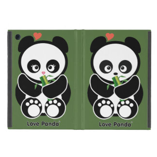 Love Panda® Cases For iPad Mini