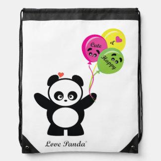 Love Panda® Drawstring Bags