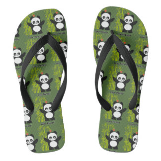 Love Panda® Flips flops Flip Flops