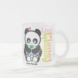 Love Panda® Frosted Mug