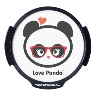 Love Panda® LED Car Decal