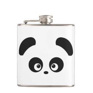 Love Panda® Hip Flask