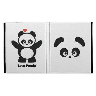 Love Panda® iPad Folio Caseable iPad Folio Cases
