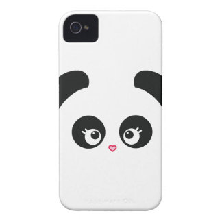 Love Panda® iPhone 4/4S Case-Mate Barely There™