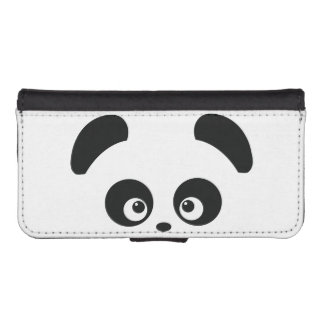 Love Panda® iPhone SE/5/5s Wallet Case