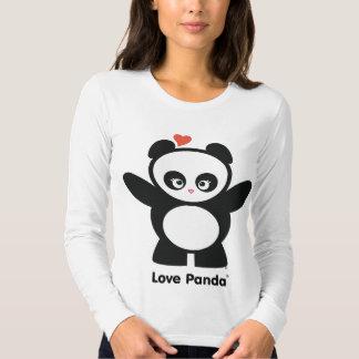 Love Panda® Ladies Long Sleeve T-shirt