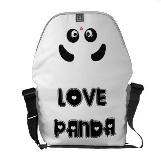 Love Panda® Courier Bag
