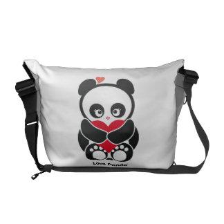Love Panda® Messenger Bag