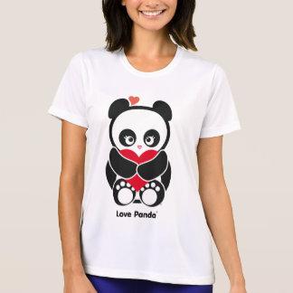 Love Panda® Micro-Fiber Ladies Apparel Tshirts