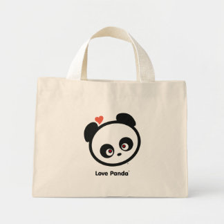 Love Panda® Mini Tote Bag