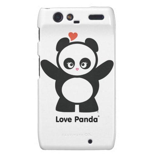 Love Panda® Motorola Droid RAZR Case
