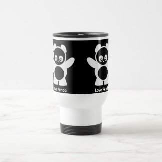 Love Panda® 15 Oz Stainless Steel Travel Mug