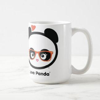 Love Panda® Basic White Mug