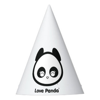 Love Panda® Party Hat