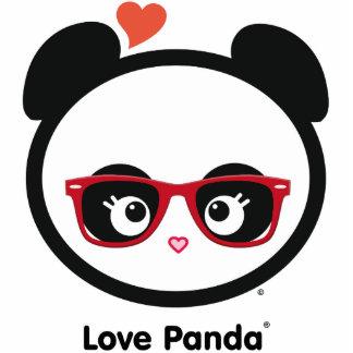 Love Panda® Photo Sculpture Badge