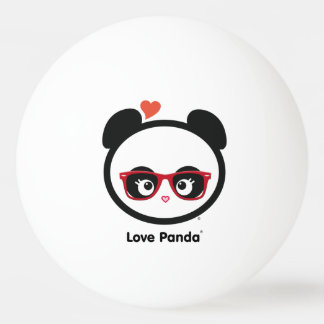 Love Panda® Ping Pong Ball
