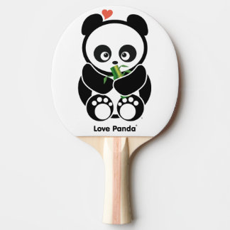 Love Panda® Ping Pong Paddle