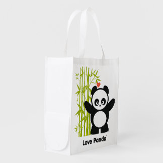 Love Panda® Reusable Grocery Bag