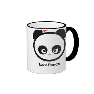 Love Panda® Ringer Mug
