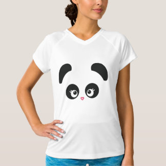 Love Panda® Sleeveless Ladies Apparel T-Shirt