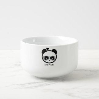 Love Panda® Soup Bowl With Handle