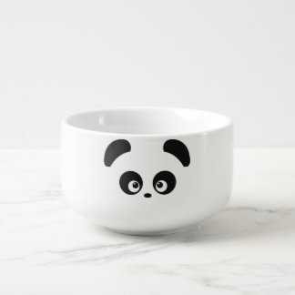 Love Panda® Soup Bowl With Handle