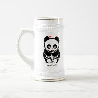 Love Panda® Stein Mugs