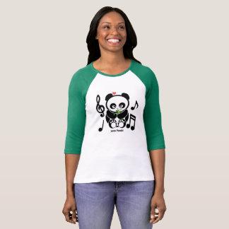 Love Panda® T Shirts