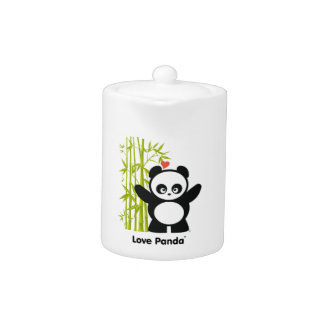 Love Panda® Tea Pot