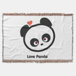 Love Panda® Throw Blanket