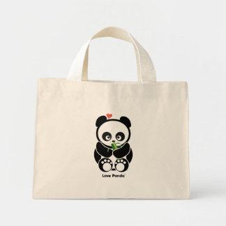 Love Panda® Tiny Tote Bag