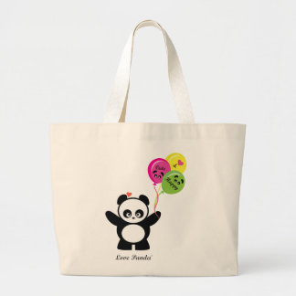 Love Panda® Tote Bag