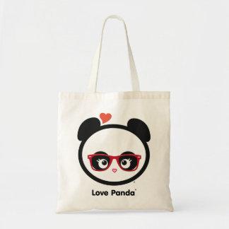 Love Panda® Canvas Bag