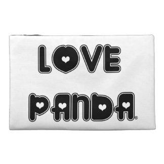 Love Panda® Travel Accessory Bags
