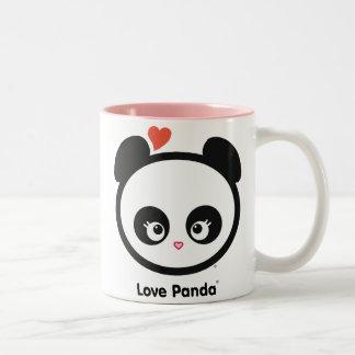 Love Panda® Two Tone Mug