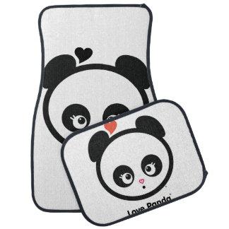 Love Panda® Floor Mat