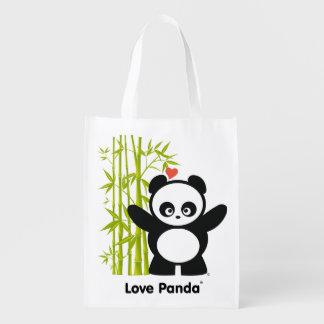 Love Panda® Market Totes