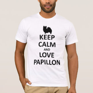 Love papillon T-Shirt