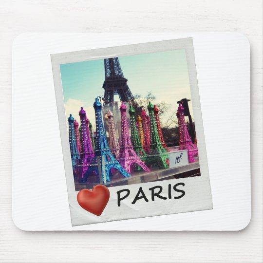 Love Paris Mouse Pad