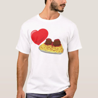 Love pasta!  Customizable: T-Shirt