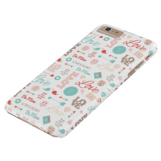 Love Patterned iPhone 6/6s Case