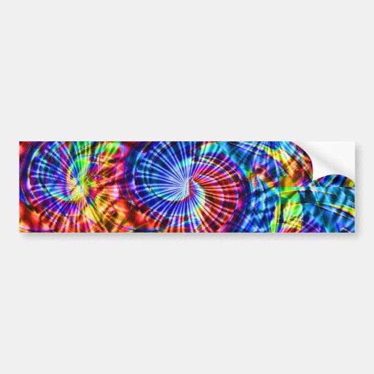 Love & Peace_Bumper Sticker